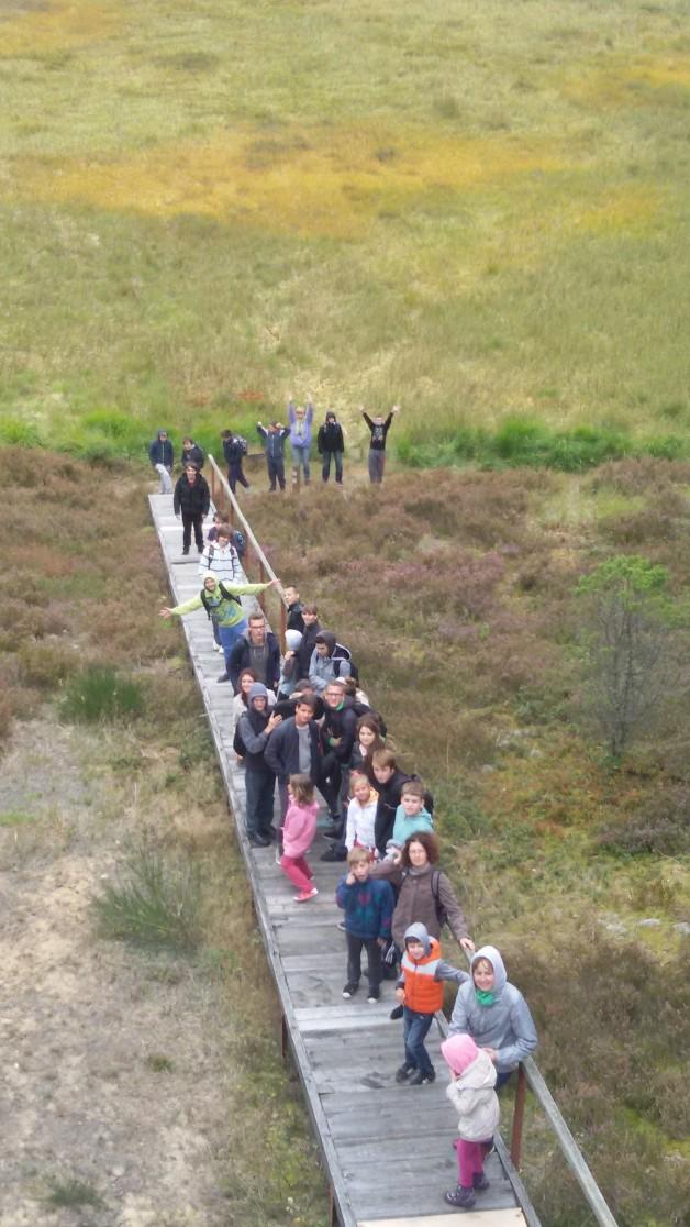 Integruotos pamokos Dzūkijos nacionaliniame parke
