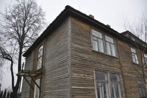 Senelių namai