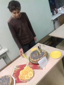 Populiariausias Gajaus pyragas