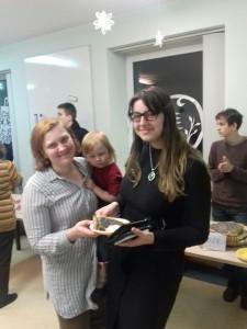 Laimingos mokytojos ir Elzė